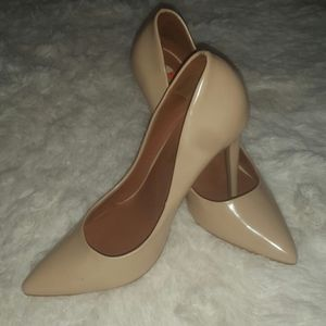 Candies Nude Heels